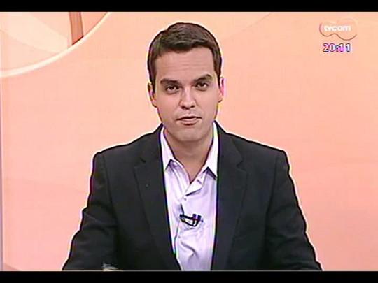 TVCOM 20 Horas - Economista da FEE fala sobre a riqueza e a pobreza dos municípios gaúchos - Bloco 2 - 17/12/2013