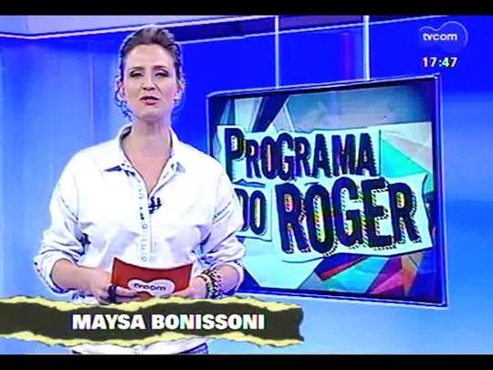 Programa do Roger - Gaspo Harmônica lança álbum - Bloco 1 - 07/01/2014