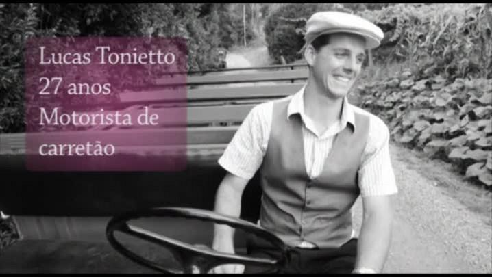 Gente que faz: Lucas Tonietto