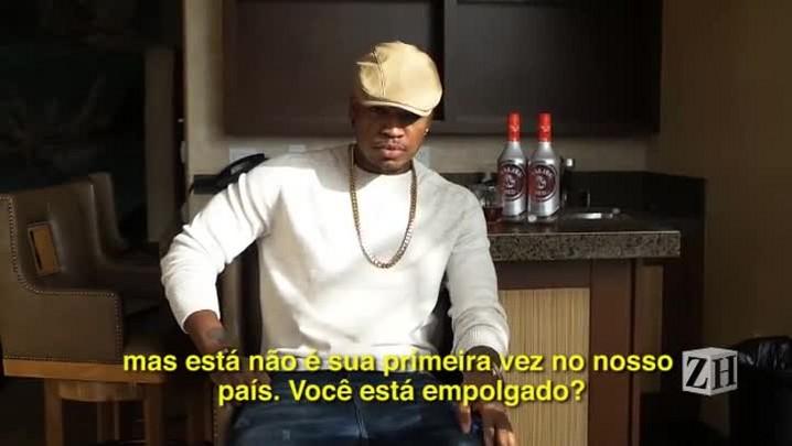Kzuka entrevista Ne-Yo, atração do Planeta Atlântida RS