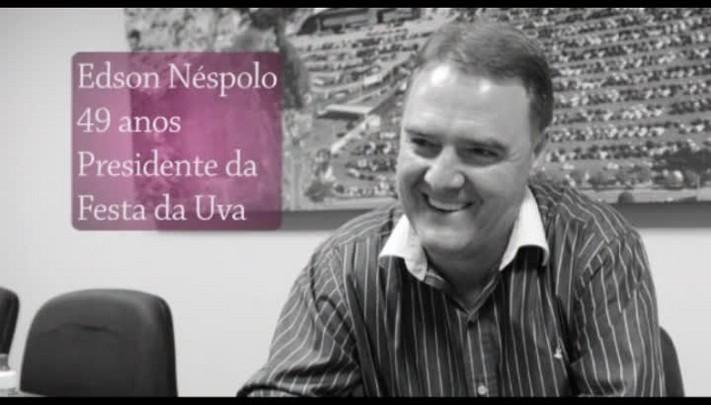 Gente que faz: Edson Néspolo