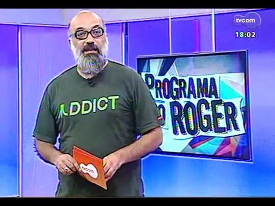 Programa do Roger - Músico, Siba - Bloco 2 - 10/03/2014