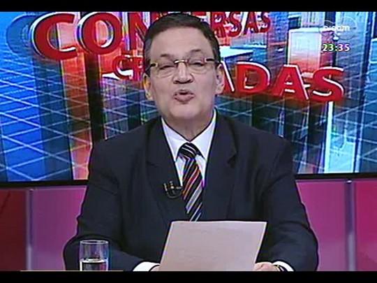 Conversas Cruzadas - A rivalidade entre brasileiros e argentinos - Bloco 4 - 10/07/2014