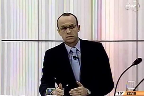 Conversas Cruzadas - O que os novos governos precisam fazer para retomar o crescimento no Brasil e em SC? - 2º Bloco - 10/07/14