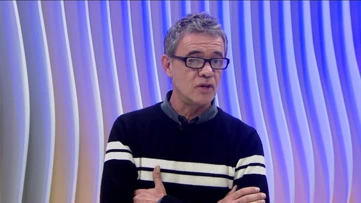 Jean Pierre Noher demonstra seu amor pela Itapema FM