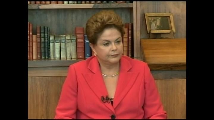 Painel RBS Especial Eleições - Dilma Rousseff (parte 1)