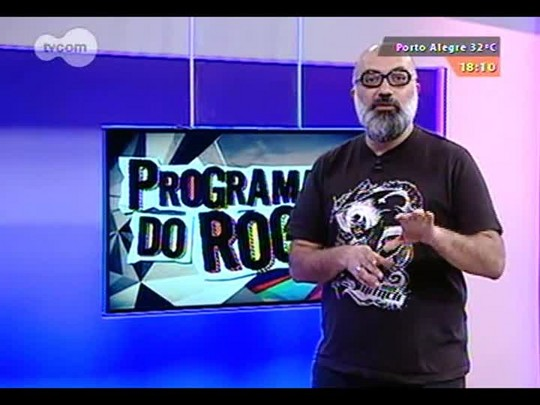 Programa do Roger - Datas eventos + The First Limbo - Bloco 3 - 09/09/2014