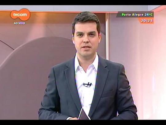 TVCOM 20 Horas - Chega a 80 o número de pessoas indiciadas por onda de ataques em SC - 23/10/2014