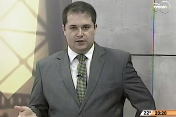 TVCOM 20h - Pontos de Canasvieiras foram considerados próprios para banho no último relatório da Fatma - 17.11.14