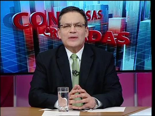 Conversas Cruzadas - Qual o melhor caminho para se chegar a uma reforma política? - Bloco 1 - 27/11/2014