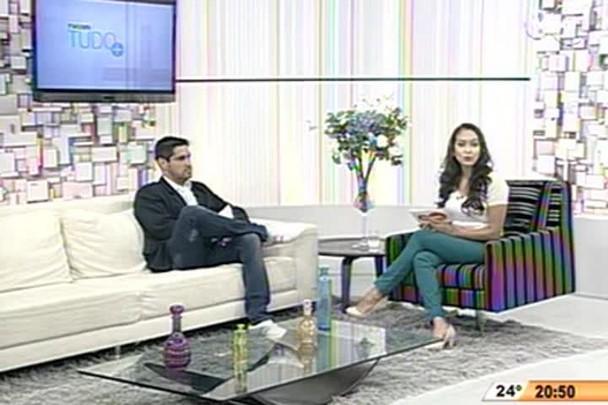 TVCOM Tudo+ - Violência contra a mulher: como se defender? - 1.12.14