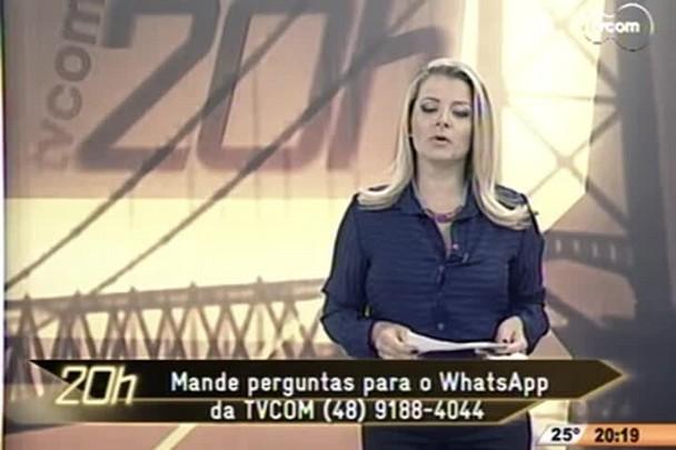 TVCOM 20 Horas - Trânsito será alterado na Capital para programação de carnaval - 2º Bloco - 13.05.15