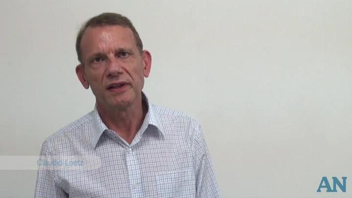 Loetz fala sobre o leilão da Tecnofibras