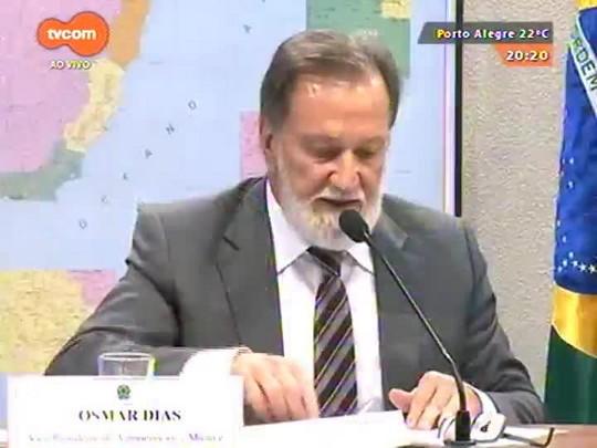 TVCOM 20 Horas - Vice-presidente de Agronegócio do BB confirma fraude no Pronaf - 16/04/2015