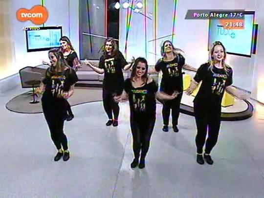 TVCOM Tudo Mais - \'Dança Comigo\' e as danças voltadas para a queima de calorias