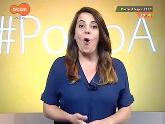 #PortoA - Onda de calor leva porto-alegrenses para a rua