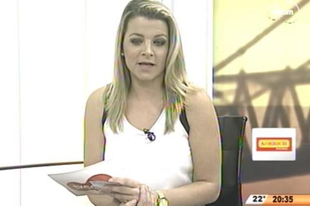 TVCOM 20 Horas - Divina Festa do Divino começa na quinta-feira na Praça dos Bombeiros - 20.05.15