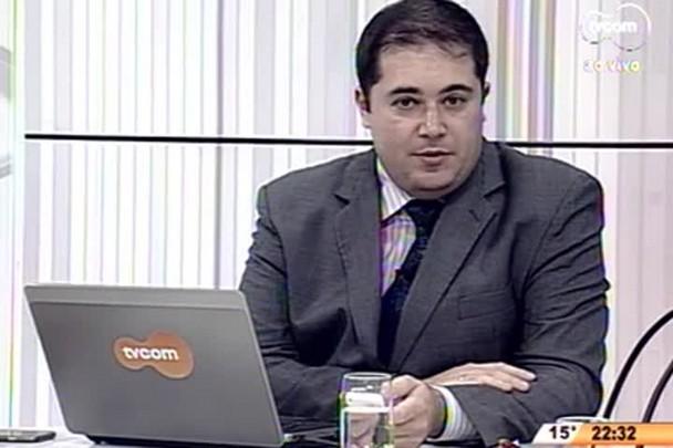 Conversas Cruzadas - A situação do PT dentro do Brasil - 2º Bloco - 25.06.15