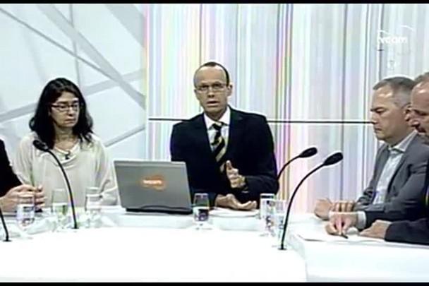 TVCOM Conversas Cruzadas. 2º Bloco. 28.09.15