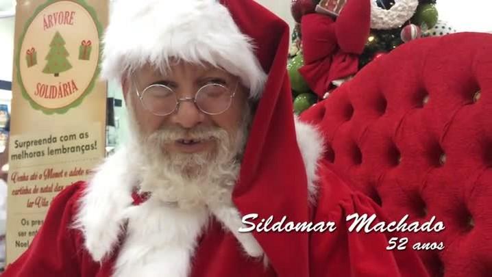 Profissão: Papai Noel