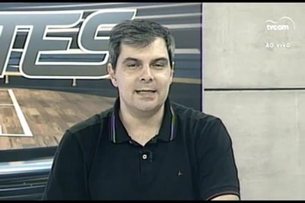 TVCOM Esportes. 3º Bloco. 16.12.15