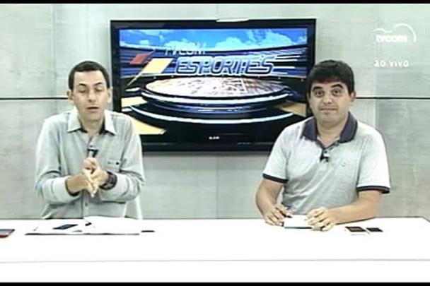 TVCOM Esportes. 2º Bloco. 03.03.16