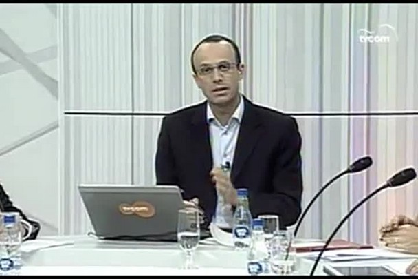TVCOM Conversas Cruzadas. 4º Bloco. 07.03.16