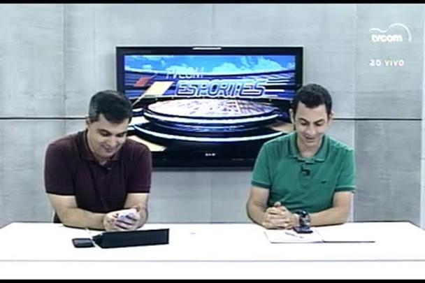 TVCOM Esportes. 2º Bloco. 24.03.16