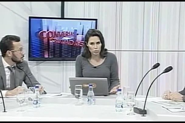 TVCOM Conversas Cruzadas. 3º Bloco. 06.05.16