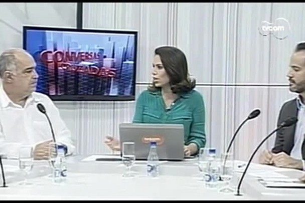 TVCOM Conversas Cruzadas. 3º Bloco. 11.05.16