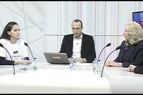 TVCOM Conversas Cruzadas. 4º Bloco. 24.06.16