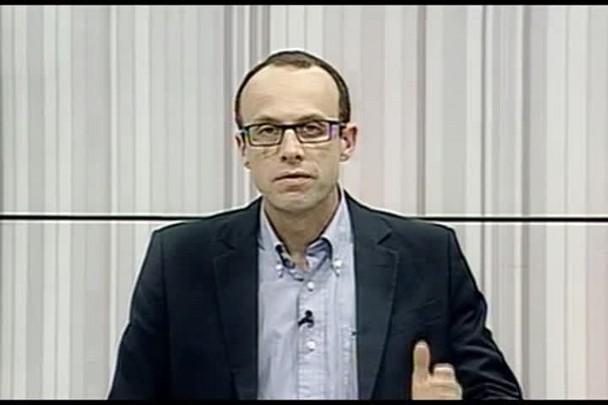 TVCOM Conversas Cruzadas. 1º Bloco. 05.08.16