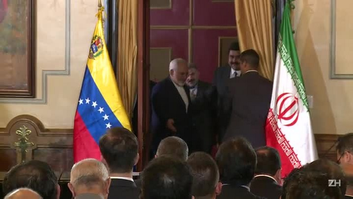 Maduro declara solidariedade a Dilma