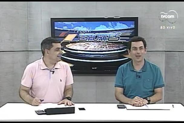 TVCOM Esportes. 1º Bloco. 09.09.16