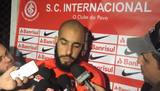 Danilo Fernandes comenta sobre dificuldades do Inter