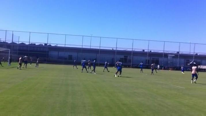 Grêmio treina nesta terça-feira