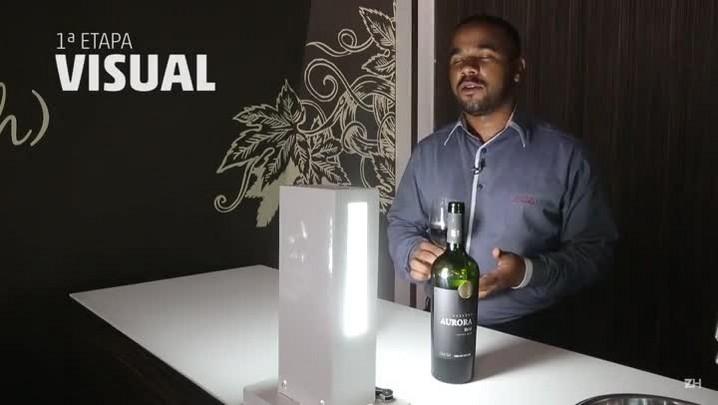 Como degustar vinho