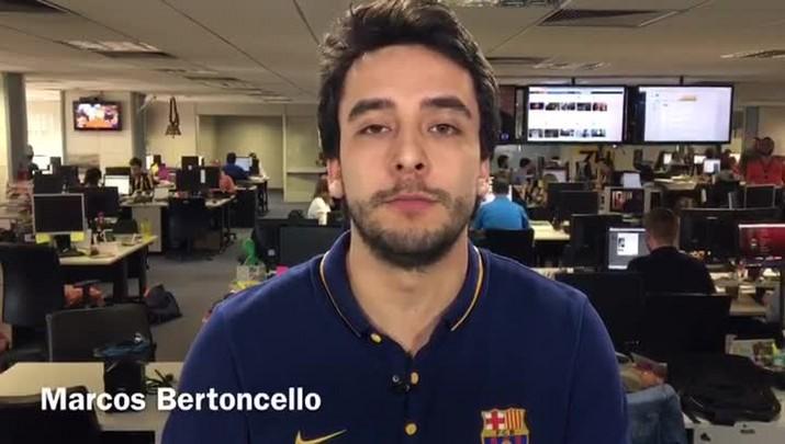 Marcos Bertoncello comenta o histórico de Inter e Paysandu