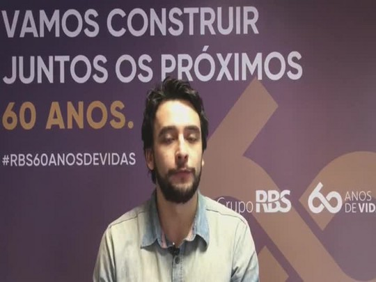 #CentraldeEsportes - Marcos Bertoncello fala sobre o jogo do Grêmio desta quarta