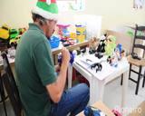 Projeto de Natal arrecada, conserta e doa brinquedos para crianças em Farroupilha