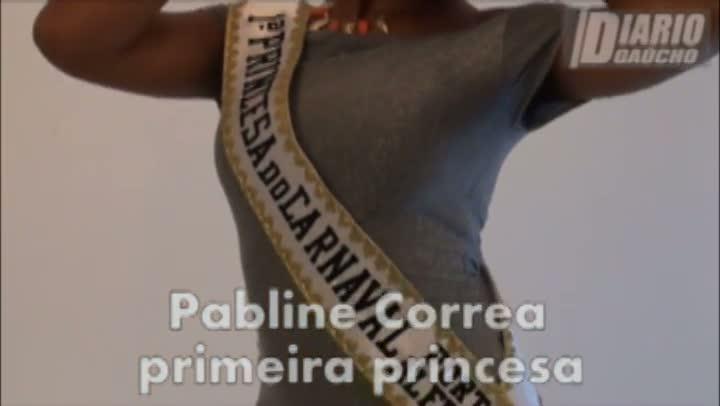 Conheça a Corte do Carnaval de Porto Alegre 2013