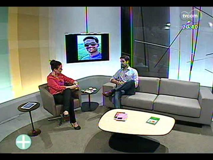 TVCOM Tudo Mais - Prefeito de Pelotas, Eduardo Leite