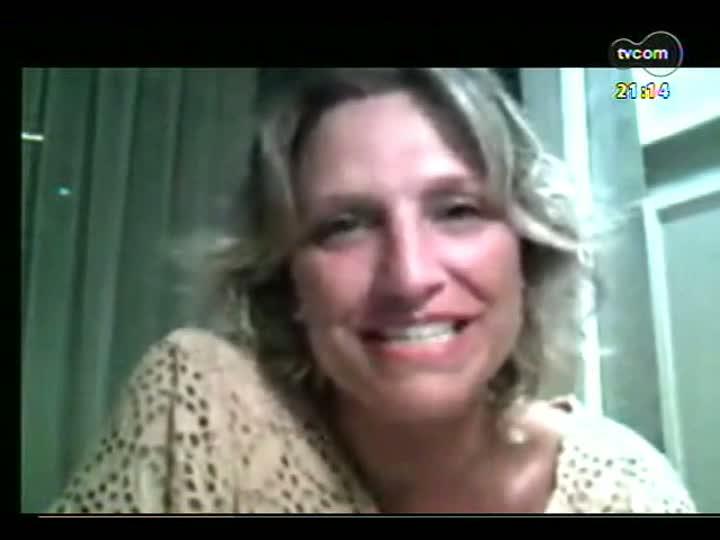 TVCOM Tudo Mais - Na barriga da mamãe: últimos momentos da gestação de Maysa Bonissoni