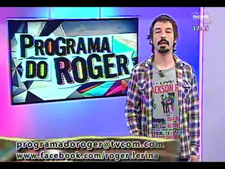 Programa do Roger - Confira a do bloco Maria do Bairro - bloco 1 - 22/02/2013
