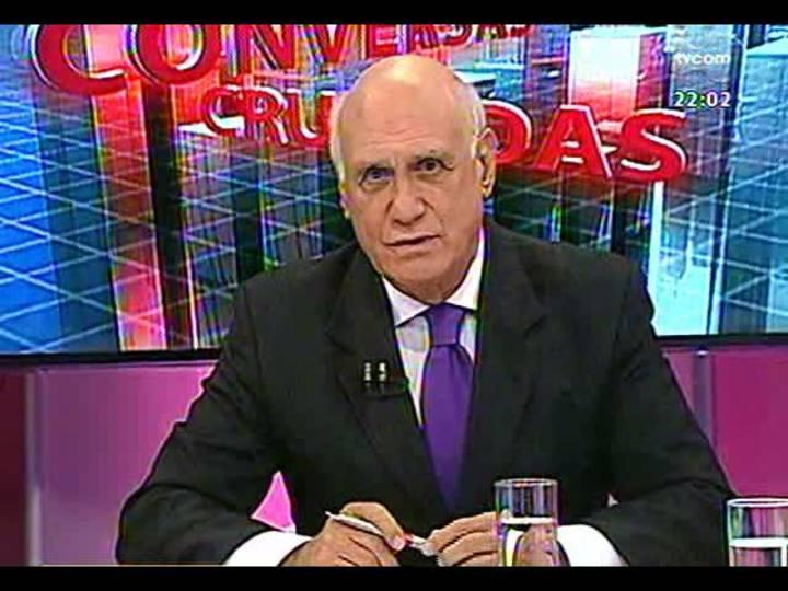 Conversas Cruzadas - Antigos problemas na educação com a volta às aulas - Bloco 1 - 27/02/2013