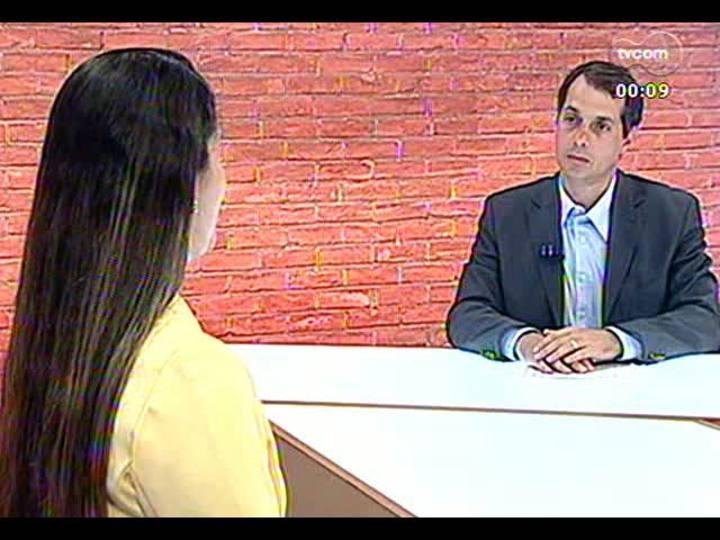 Mãos e Mentes - Gestora de Empregabilidade da Associação de Cegos do RS, Melissa Bahia - Bloco 4 - 27/02/2013