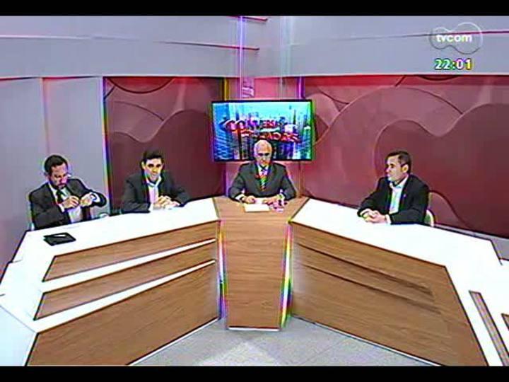 Conversas Cruzadas - Aproveitamento do carvão gaúcho com a inclusão em leilões de energia - Bloco 4 - 20/03/2013