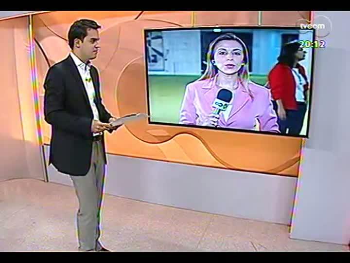TVCOM 20 Horas - Confira o que autoridades gaúchas falam sobre a nova distribuição do ICMS, que prejudica o Estado - Bloco 2 - 07/05/2013