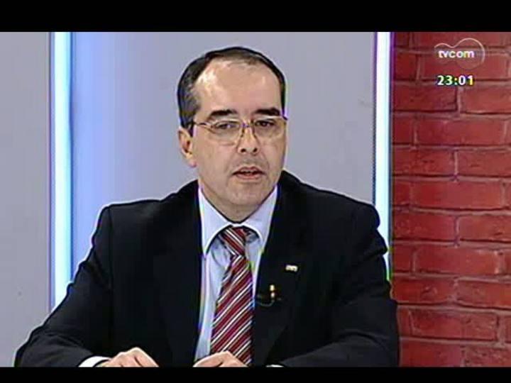 Mãos e Mentes - Presidente do Badesul, Marcelo de Carvalho Lopes - Bloco 1 - 26/05/2013