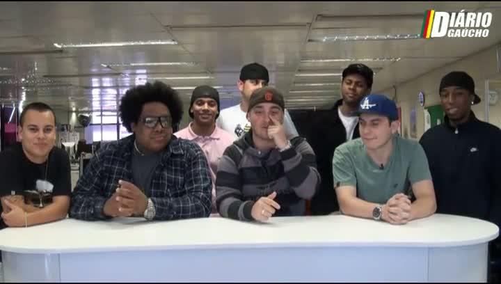 Bate Pah!po: Grupo do Bola fala sobre o início da carreira